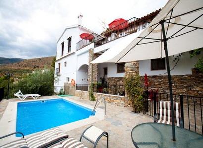 Vila casas rurales picachico em laroya rumbo - Casa rural almeria jacuzzi ...