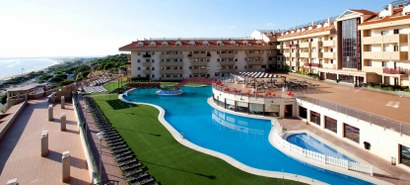 hotel mazagon huelva: