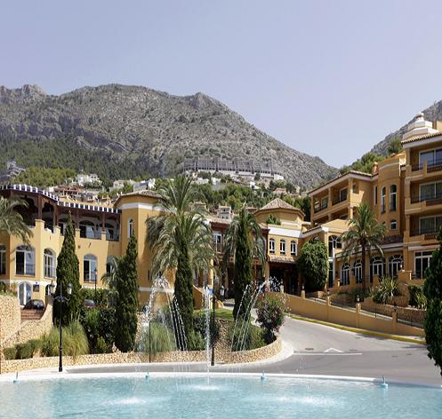 Hotel Pierre And Vacances Altea Hills Hotel