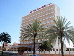 BenidormVacaciones.com - HOTEL GANDIA PLAYA