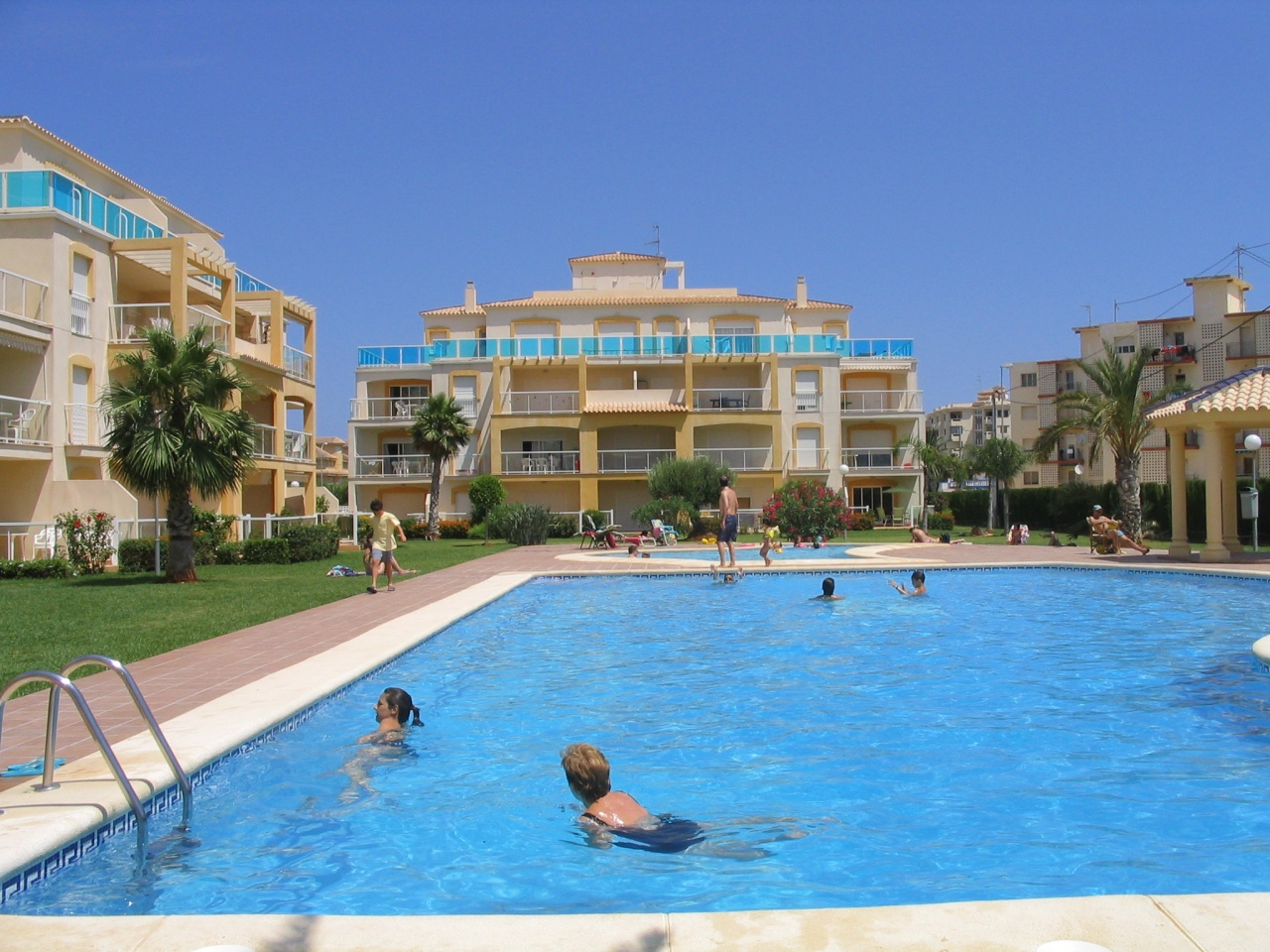 denia hoteles: