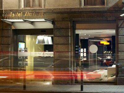 Benidormvacaciones central de reservas - Hotel confortel auditori ...