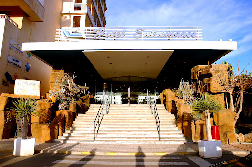 Hotel  Entremares Biobalneario Marino-Termas Carthaginesa