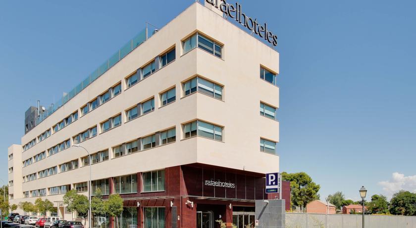 Hotel Rafael Forum Alcala Madrid Viajes Olympia Madrid