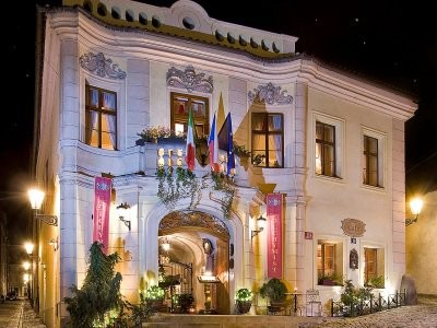 Hotel Alchymist Grand Hotel And Spa