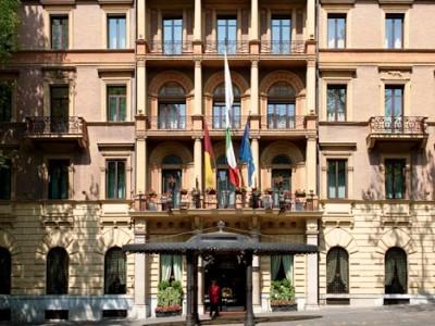 Hotel Ambasciatori Palace Deluxe