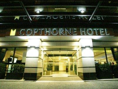 Hotel Copthorne Wellington Oriental Bay