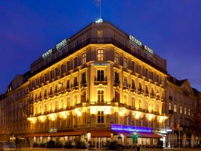 Grand copenhagen early booker for Booker un hotel