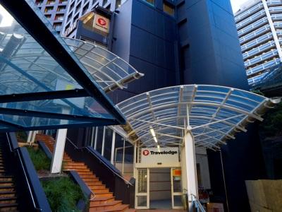 Hotel Travelodge Wellington