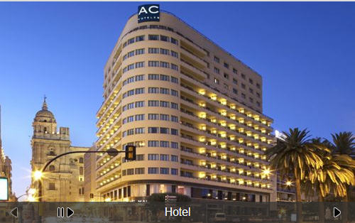 Hotel Ac Malaga Palacio By Marriott