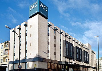 BenidormVacaciones.com - AC ZARAGOZA LOS ENLACES BY MARRIOTT