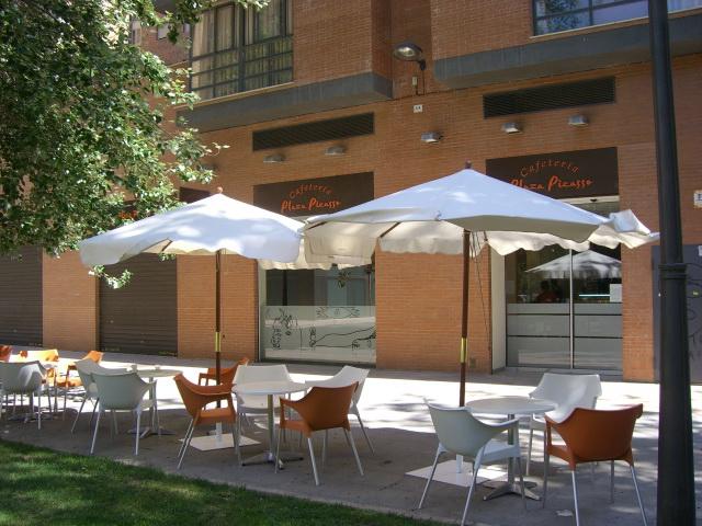 Apartamentos plaza picasso for Apartamento plaza picasso