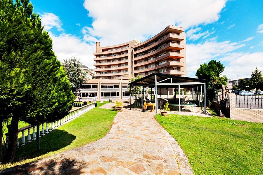 Hotel El Vejo