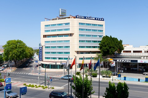 BenidormVacaciones.com - AZARBE HOTEL