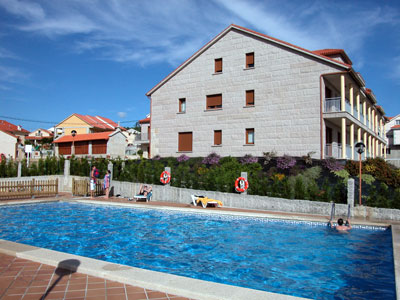 EIRA DO MAR - hotels in Portonovo