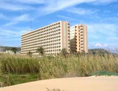 hotel dunas guardamar: