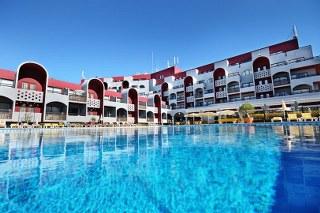 Hotel Muthu Oura Praia