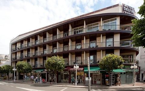 Hotel Delfin Tossa