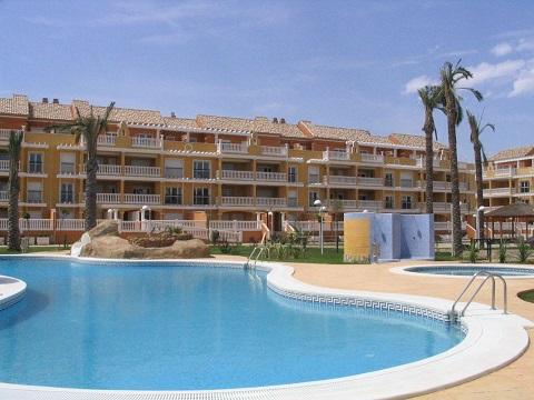 Apartamentos Aquamarina D Nia