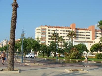 APARTAMENTOS EUROPEÑISCOLA. - hoteles en PEÑÍSCOLA