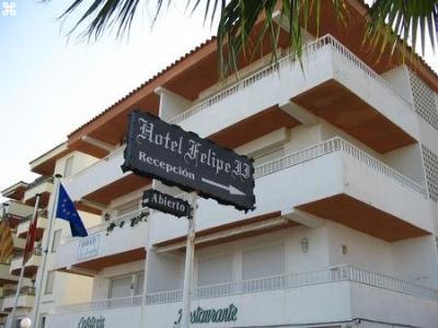 BenidormVacaciones.com - HOTEL FELIPE II