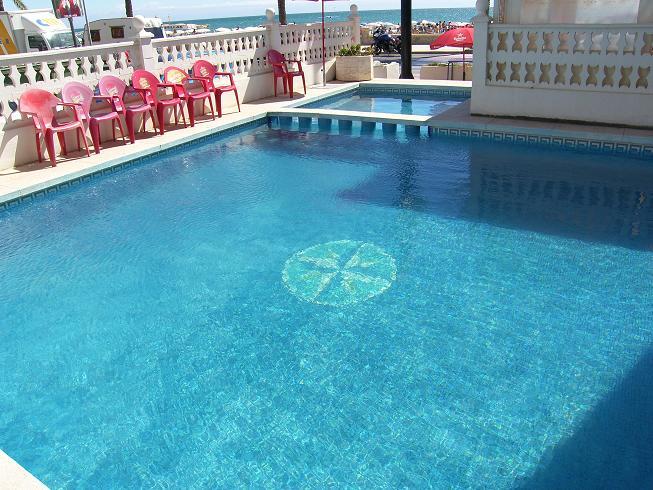 Hotel mar a cristina pe scola cerrado for Piscina hotel olympia