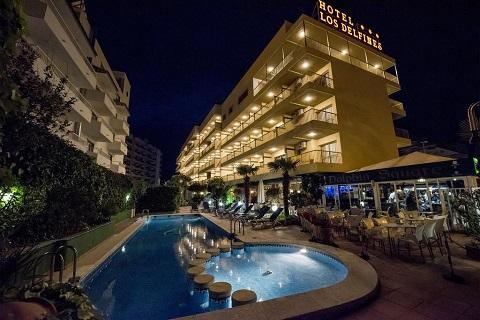 BenidormVacaciones.com - HOTEL LOS DELFINES