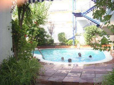 hotel ramblas miramar en calafell: