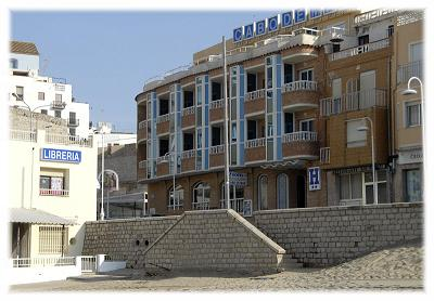 Hotel Cabo De Mar en Peñiscola