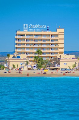 BenidormVacaciones.com - HOTEL RH CASABLANCA SUITES