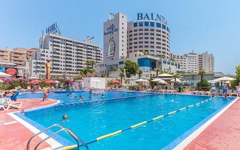 Hotel hotel marina dor 3 estrellas oropesa del mar for Piscina hotel olympia