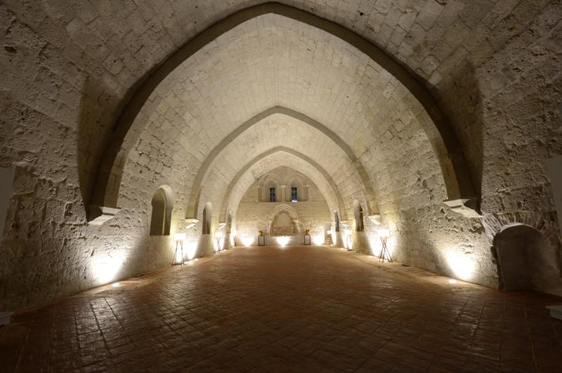 Accesible accommodation in Castilla Termal Monasterio de