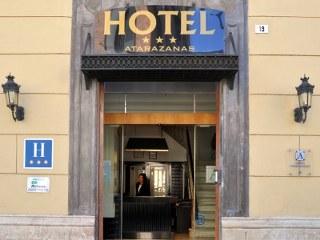Hotel Boutique Atarazanas Malaga*