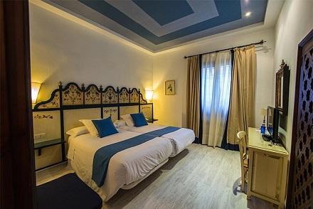 HACIENDA DEL CARDENAL - hoteles en TOLEDO