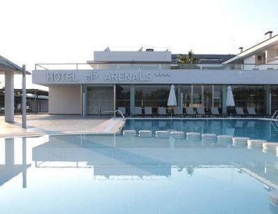HOTEL SH ELS ARENALS-SAGUNTO - hotels in Puerto de Sagunto